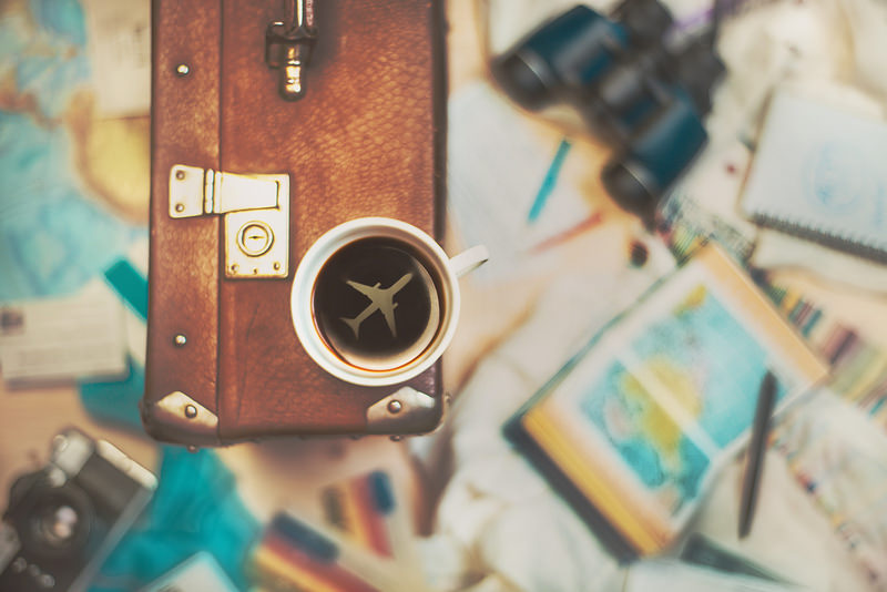 Coffee for travelers (© Dina Belenko)