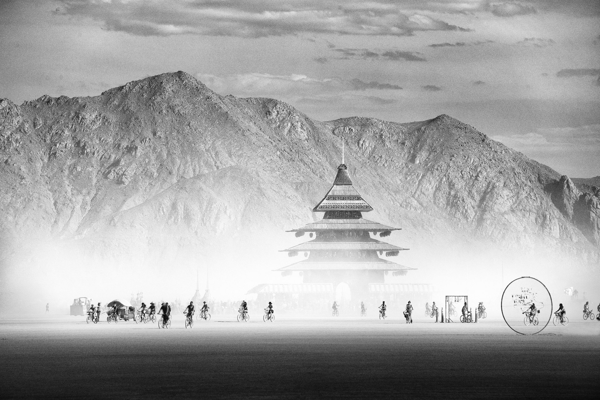 The Temple (© Jean-Luc Grossmann)