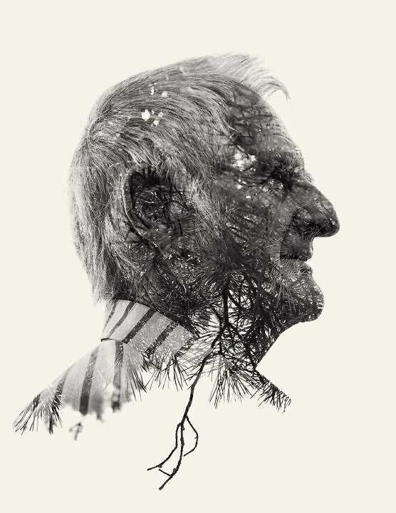 Z cyklu We Are Nature (© Christoffer Relander)